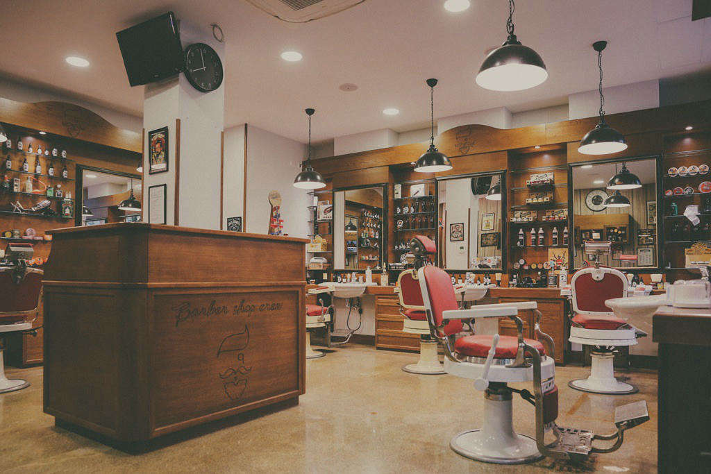 Sede della Traditional Barber School