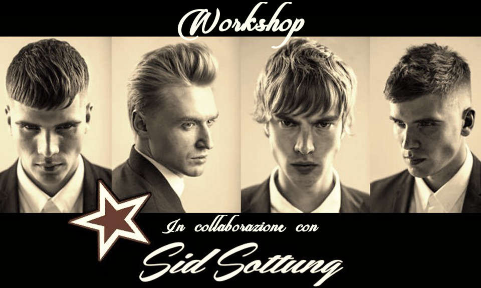 Workshop 2018 con Sid Sottung