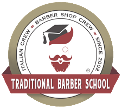Logo Traditional Barber School